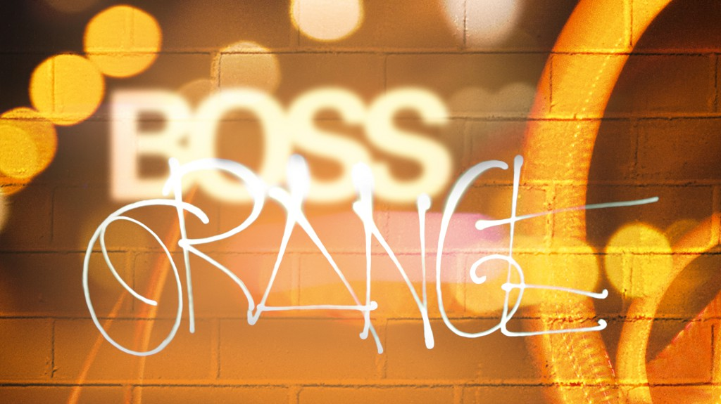 Image couverture du projet Boss Orange